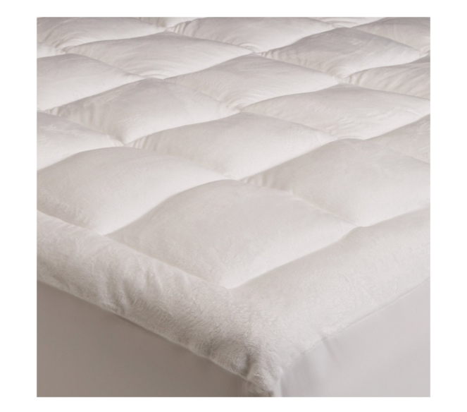 Feather Bed Topper Mattress Topper Pad Reviews Best Rated Memory Foam Latex Tempurpedic Iso Cool