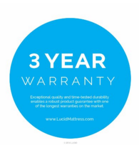 A warranty is really important